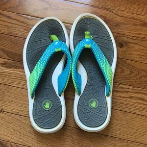 Body glove sandals